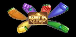 wild bonus symbool